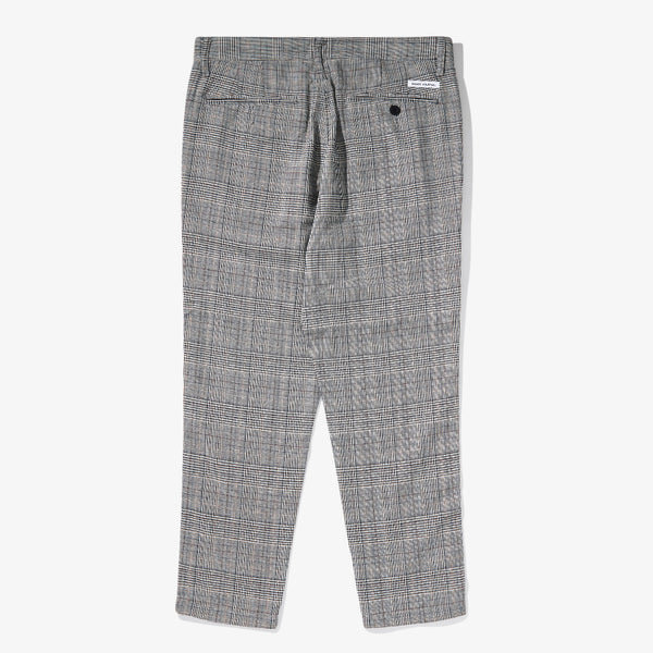 Mens Downtown Check Pant - BANKS JOURNAL Pant