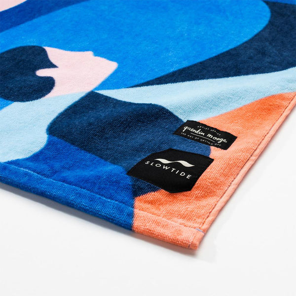 Mens Slowtide – Crux Beach Towel - BANKS JOURNAL Towel