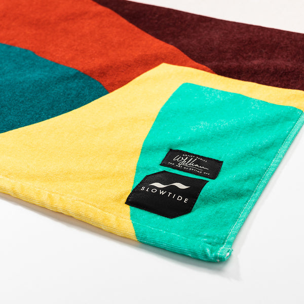 Mens Slowtide – LACHANCE Towel - BANKS JOURNAL Towel