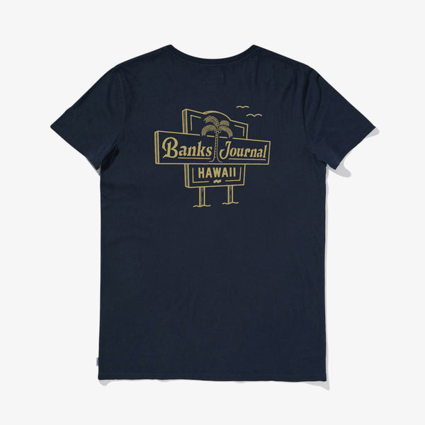 Mens Shady H.I. Tee - BANKS JOURNAL Tee Shirt
