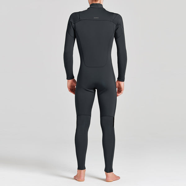 Mens Two Long Arm Steamer Wetsuit - BANKS JOURNAL Wetsuit