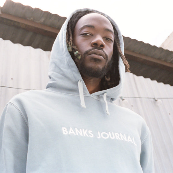 Mens Label Fleece - BANKS JOURNAL Fleece