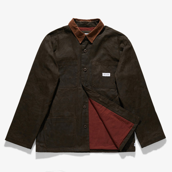 Mens Draft Jacket - BANKS JOURNAL Jacket
