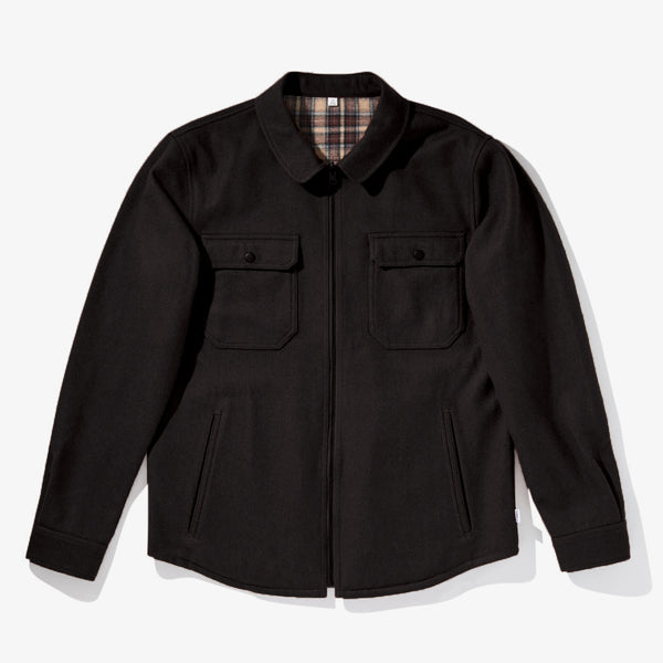 Mens Lumber Jacket - BANKS JOURNAL Jacket