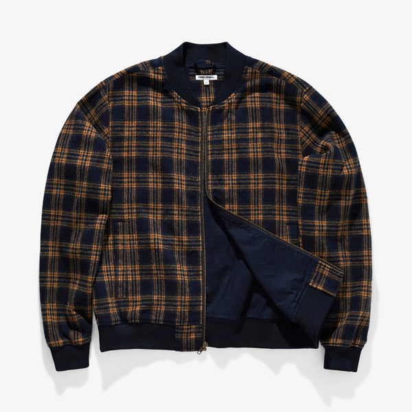 Decade Plaid Jacket Jacket