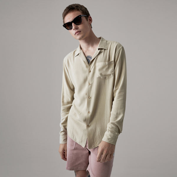 Mens Nashua Woven Shirt - BANKS JOURNAL Woven Shirt