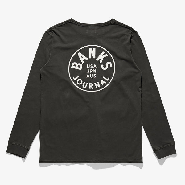 Spinner Long Sleeve Tee Long Sleeve Tees