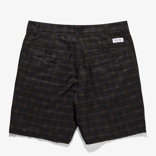 Mens Downtown Plaid Walkshort - BANKS JOURNAL Walkshort