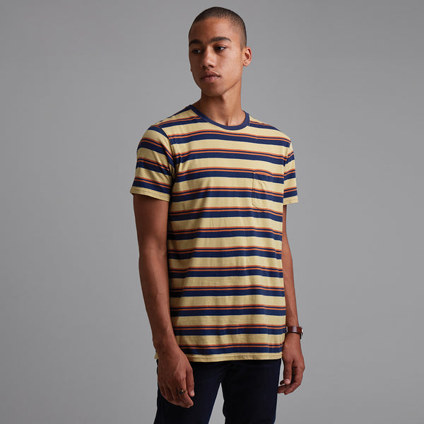 Mens Lenny Deluxe Tee - BANKS JOURNAL Tee Shirt