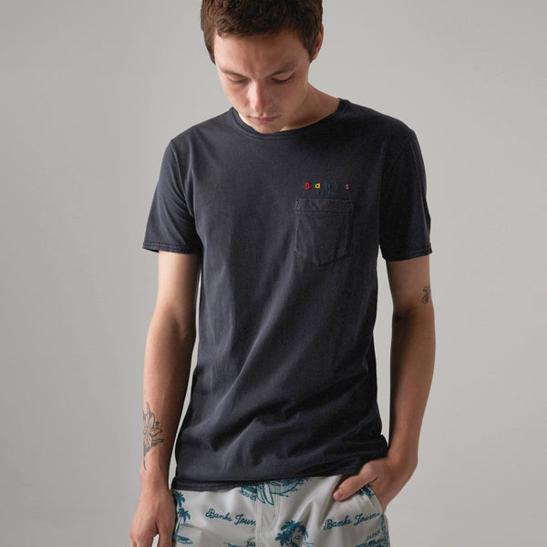 Mens Intern Tee Shirt - BANKS JOURNAL Tee Shirt