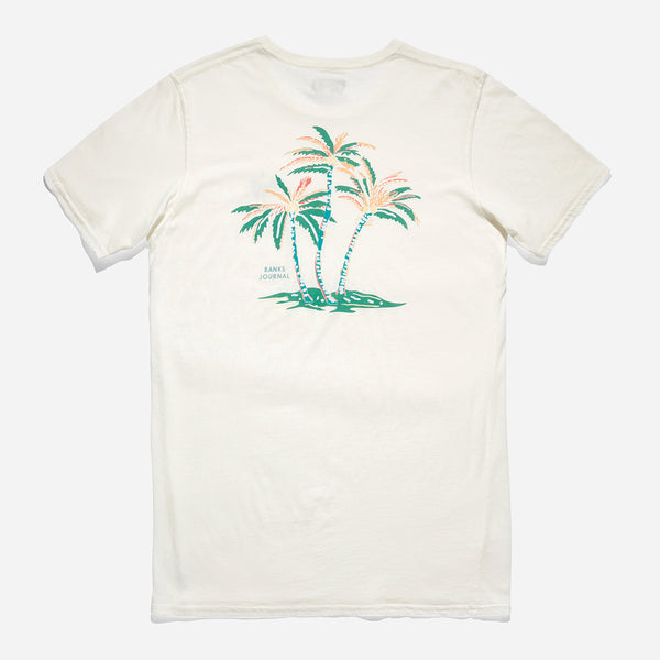 Mens Lei Lei Tee Shirt - BANKS JOURNAL Tee Shirt