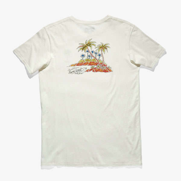 Mens Keikei Tee Shirt - BANKS JOURNAL Tee Shirt