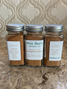 Miss Bev's Everything Spice