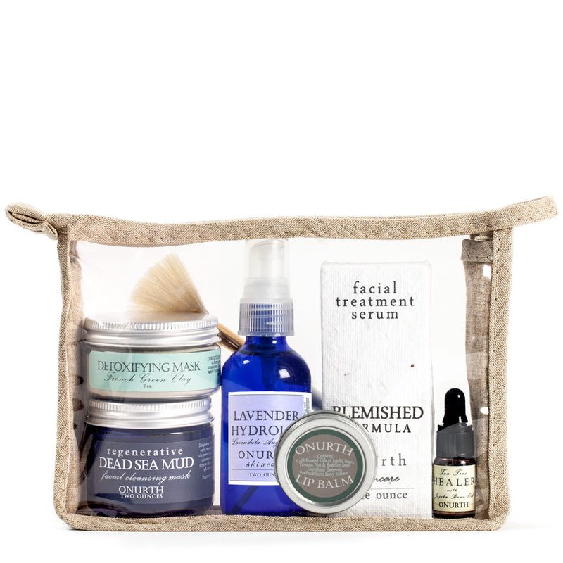Blemished Skin Facial Kit - Onurth Skincare