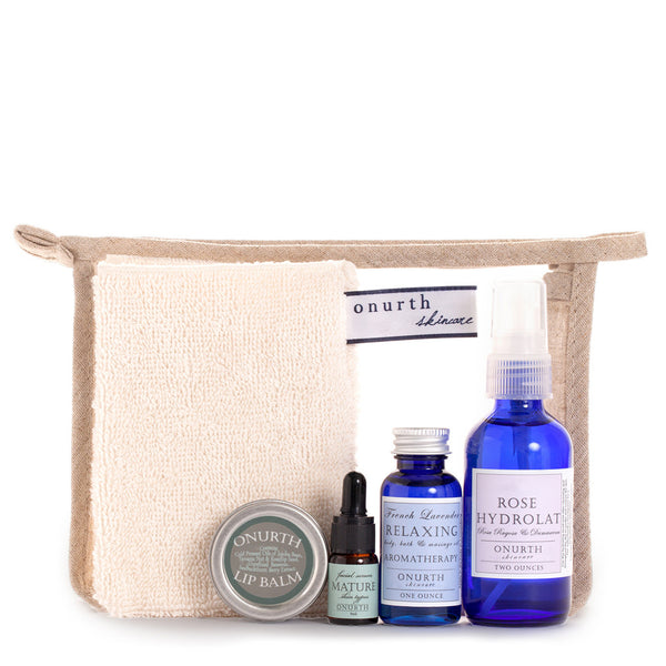 On-The-Go Travel Set - Onurth Skincare