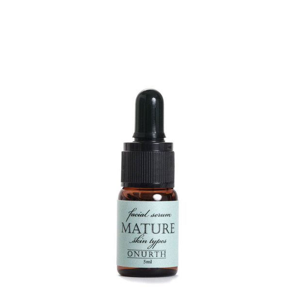 Facial Treatment Serum for Mature Skin Types - Onurth Skincare