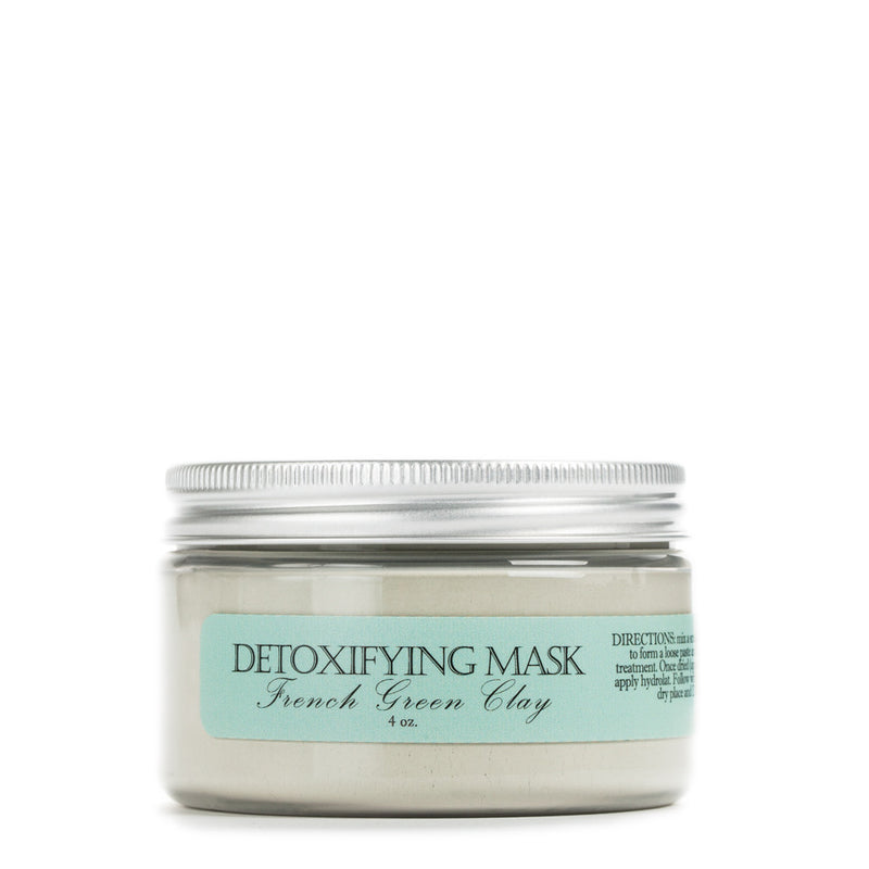 Detoxifying Green Clay Mask - Onurth Skincare