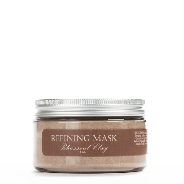 Refining Rhassoul Clay Mask - Onurth Skincare