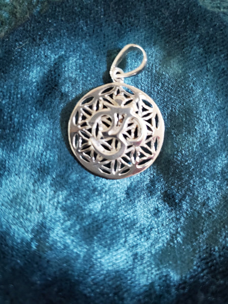 Ohm Flower of Life
