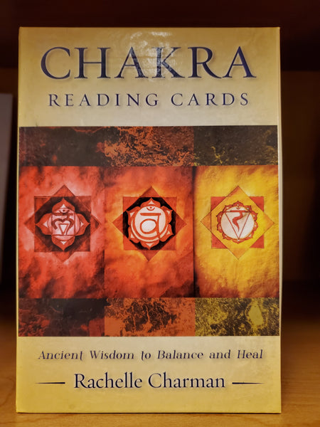 Chakra Reading Cards