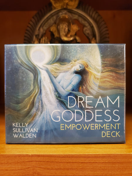 Dream Goddess Empowerment Cards