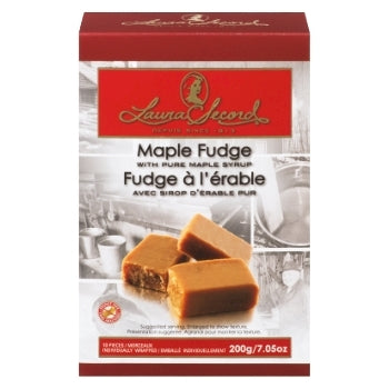 Laura Secord - Maple Fudge 200g