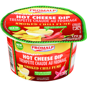 Fromalp - Smoked Chili Hot Cheese Dip 170g