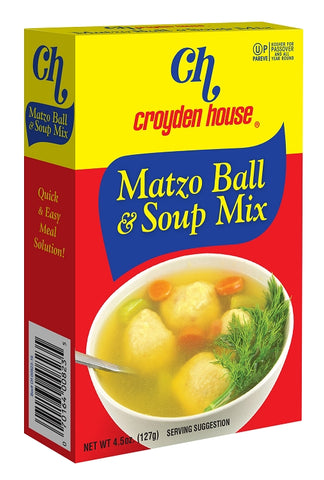 Croyden House - Matzo Ball & Soup Mix 127g