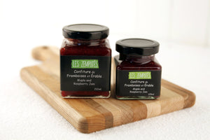 Les Zempotes - Raspberry & Maple Jam 125mL