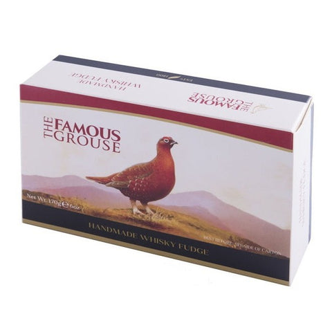 The Famous Grouse - Whisky Fudge 150g