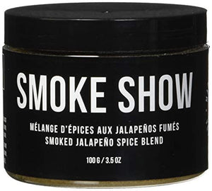 Smoke Show - Lightly Smoked Jalapeno Spice Blend 100g