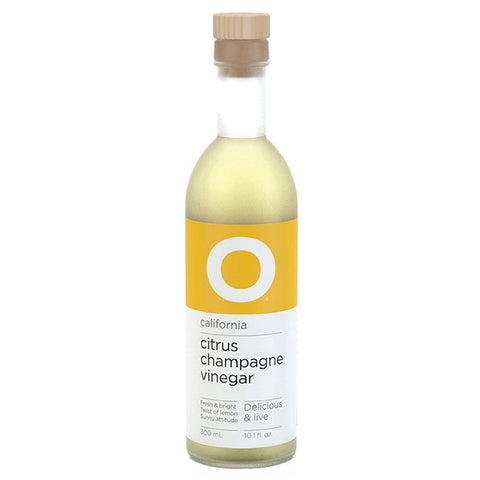 O - Citrus Champagne Vinegar 300mL