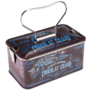 Petite Maison - Rich & Dark Hot Chocolate Tin 220g