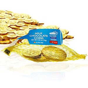 Elite - Milk Chocolate Coins 15g
