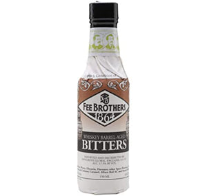 Fee Brothers - Whiskey Barrel Aged Bitters 150ml