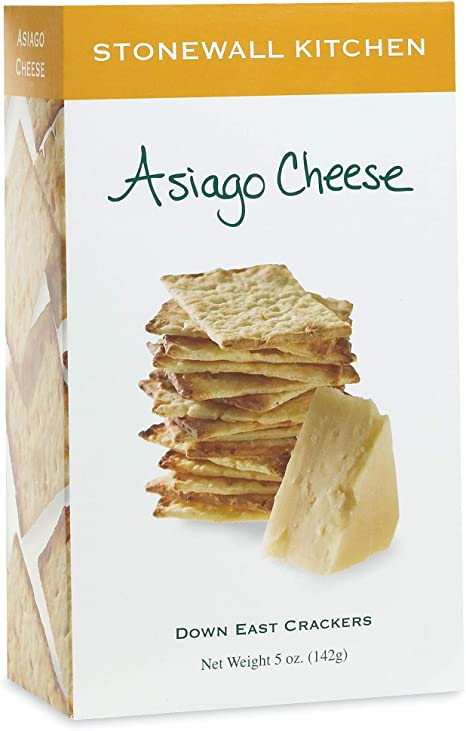 Stonewall Kitchen - Asiago Cheese Cracker 142g