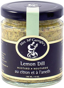 Mrs. McGarrigle's - Lemon Dill 190mL