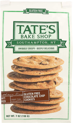 Tate's - Chocolate Chip Cookies 198g