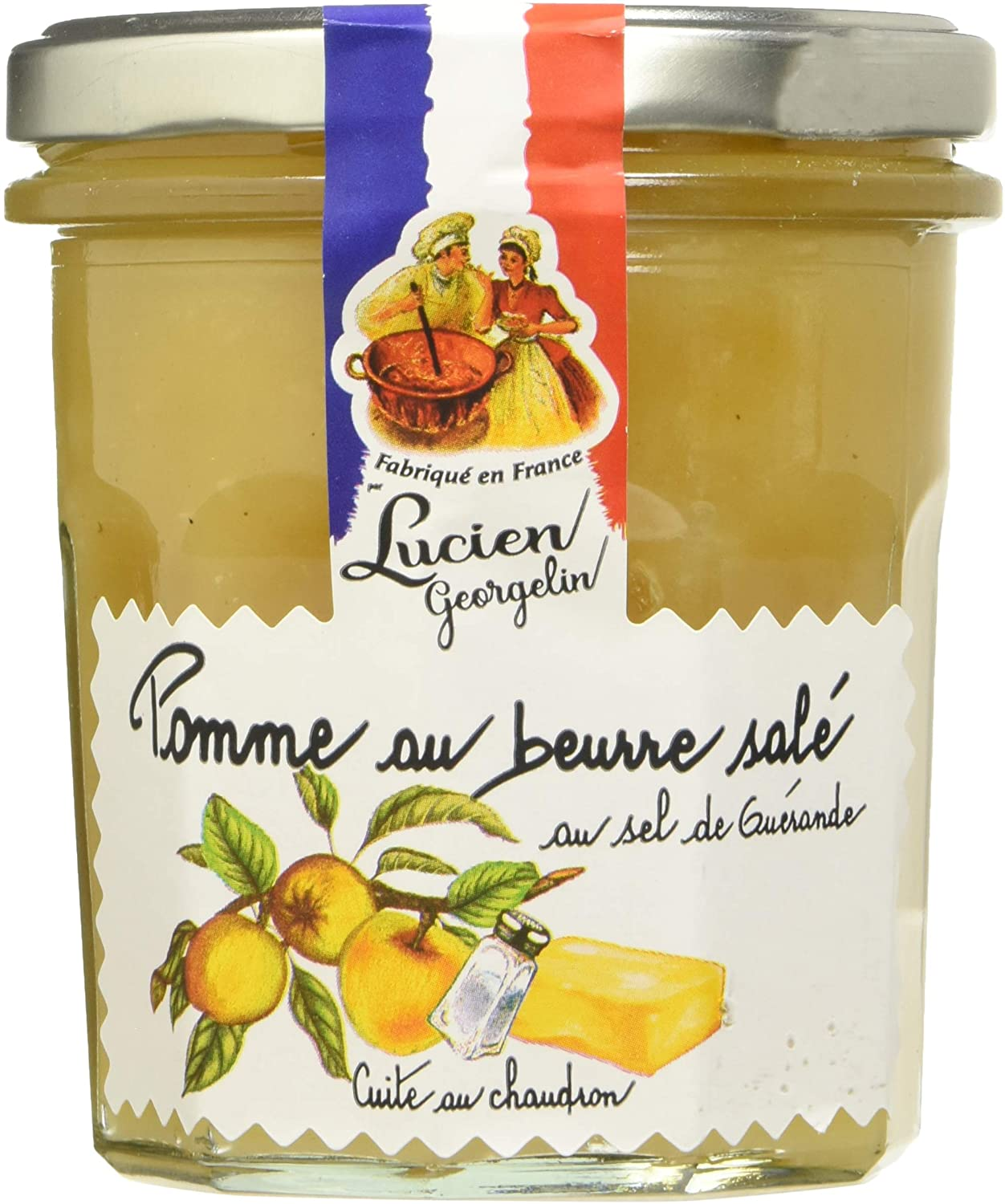 Lucien - Apple & Salted Butter Spread 350g