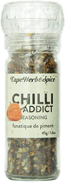 Cape Herb & Spice - Chilli Addict Seasoning 45g