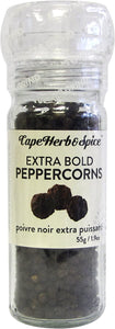 Cape Herb & Spice - Extra Bold Peppercorns 55g