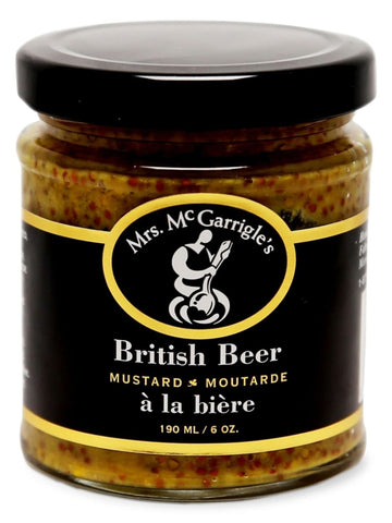Mrs. McGarrigle's - British Beer 190mL
