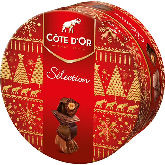 Cote d'Or - Christmas Selection 188g