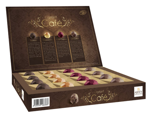 Abtey Chocolatier - L'instant Cafe Chocolates 190g