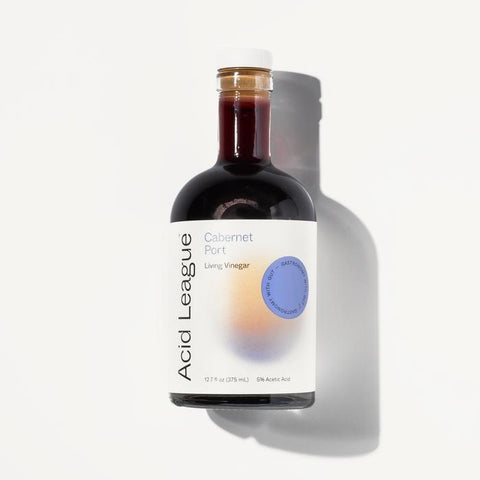 Acid League - Cabernet Port Vinegar 375mL