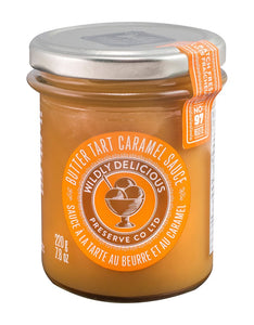 Wildly Delicious - Butter Tart Caramel Sauce 220g