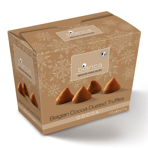 Bianca - Belgian Cocoa Dusted Truffles 175g