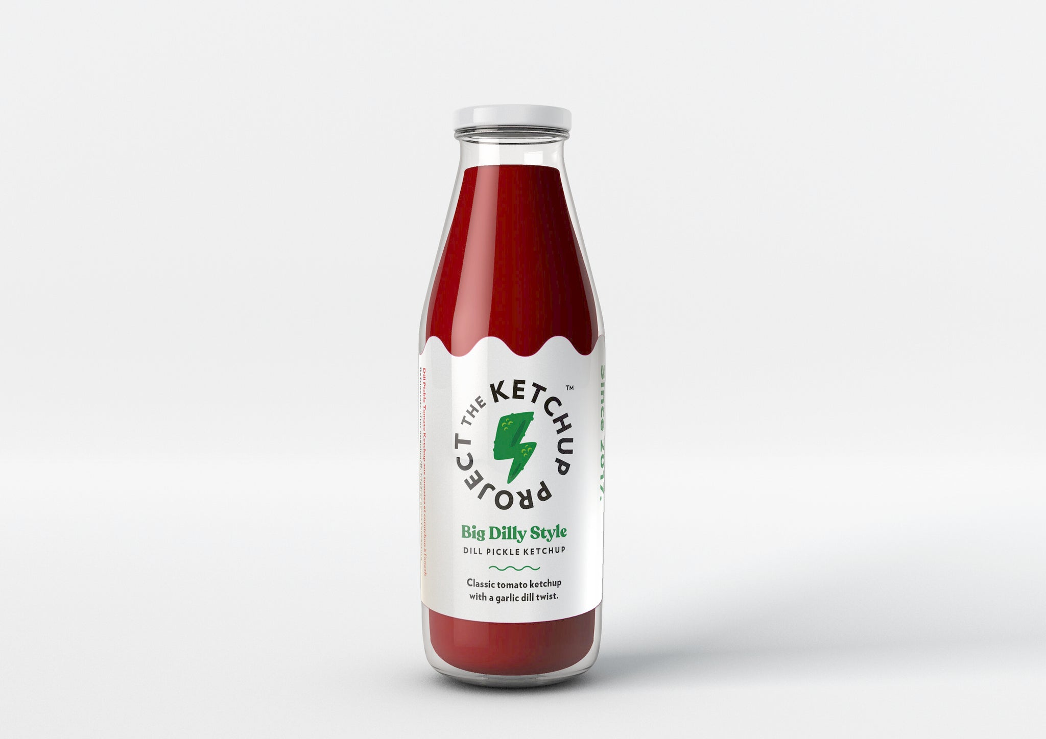 The Ketchup Project - Big Dilly Style 500ml