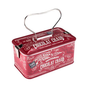 Petite Maison - Peppermint Hot Chocolate Tin 220g