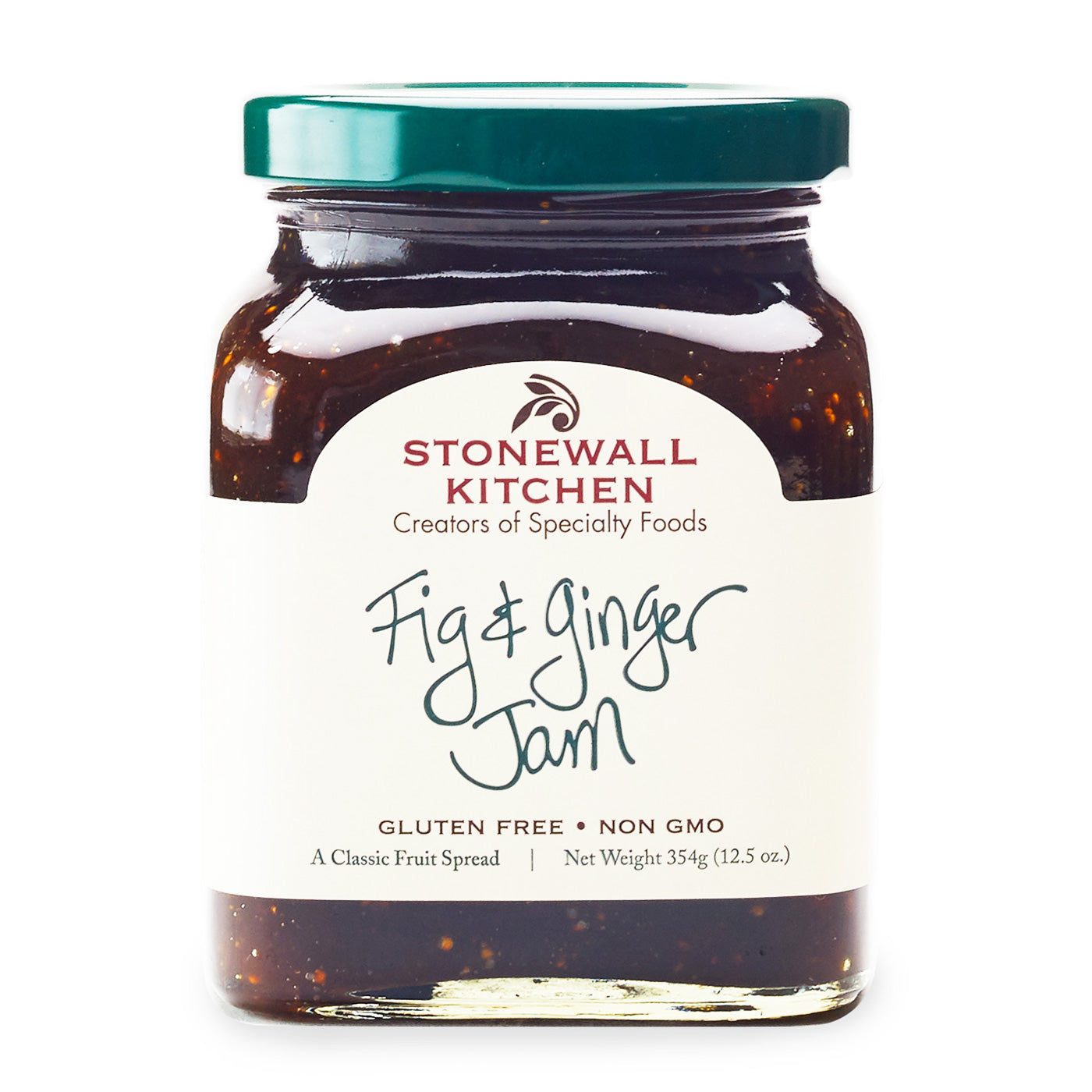 Stonewall Kitchen Fig & Ginger Jam 314mL